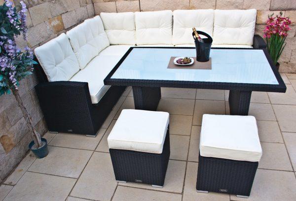 Dinning Lounge Wieland - sws - Sitzecke