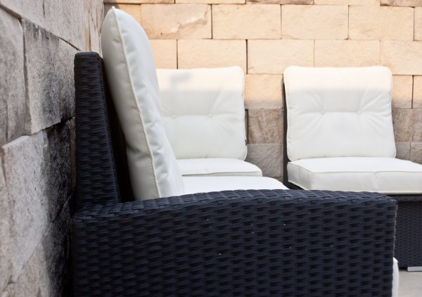 Dinning Lounge Wieland - sws - Sessel mit Polster