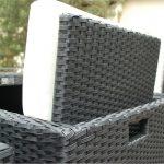 Esstisch Set Heimdall - 6+4 ssw - Nahaufnahme Sitze