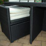Esstisch Set Heimdall - 6+4 ssw - Tisch von unten