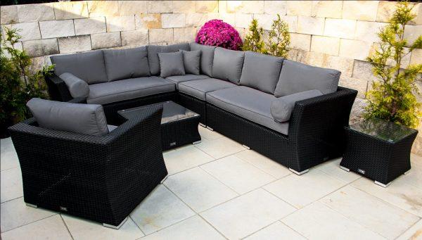Lounge Sofa Wotan S80-L S/G