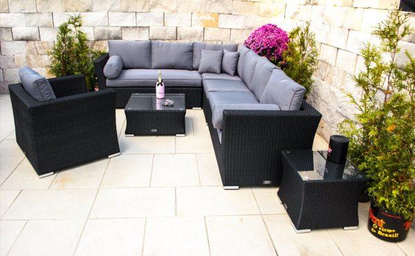 Lounge Sofa Wotan - sg - Sitzecke komplett