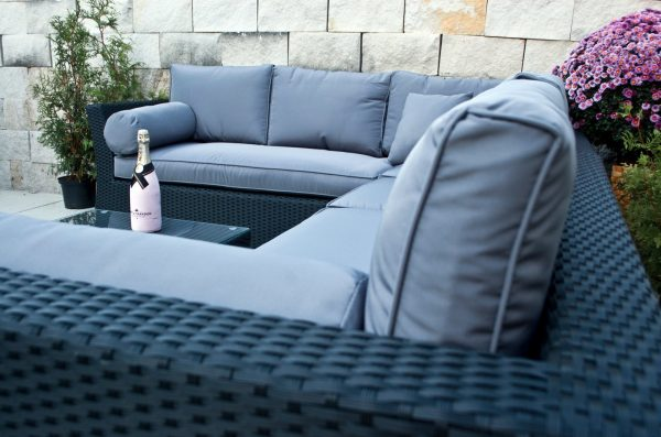 Lounge Sofa Wotan - sg - Polster Nahaufnahme