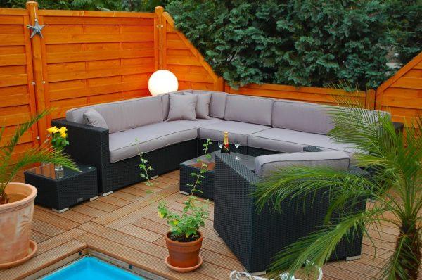 Lounge Sofa Narvik - sg - Gartensitzecke